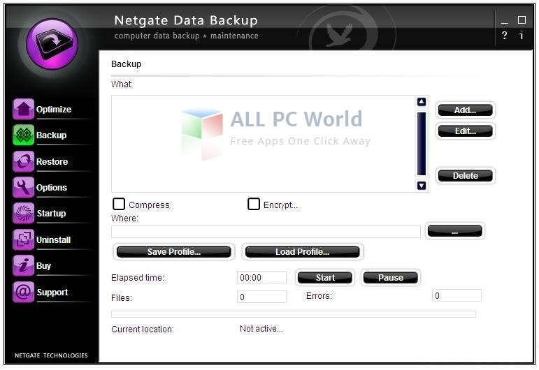 NETGATE Data Backup Review