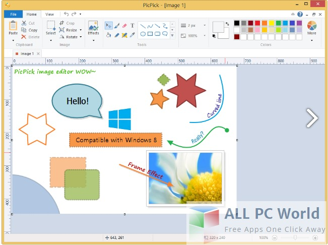 PicPick All-in-one Design Tool Review