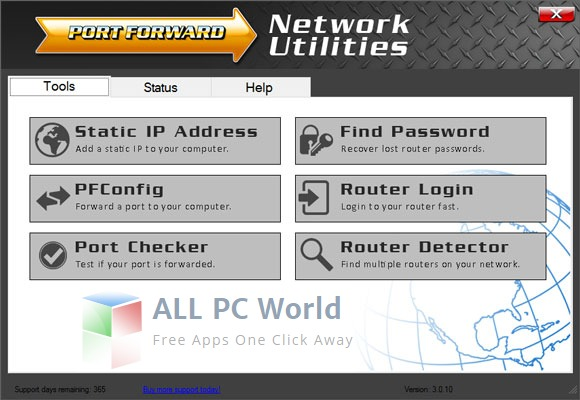 Port Forward Network Utilities Software Review