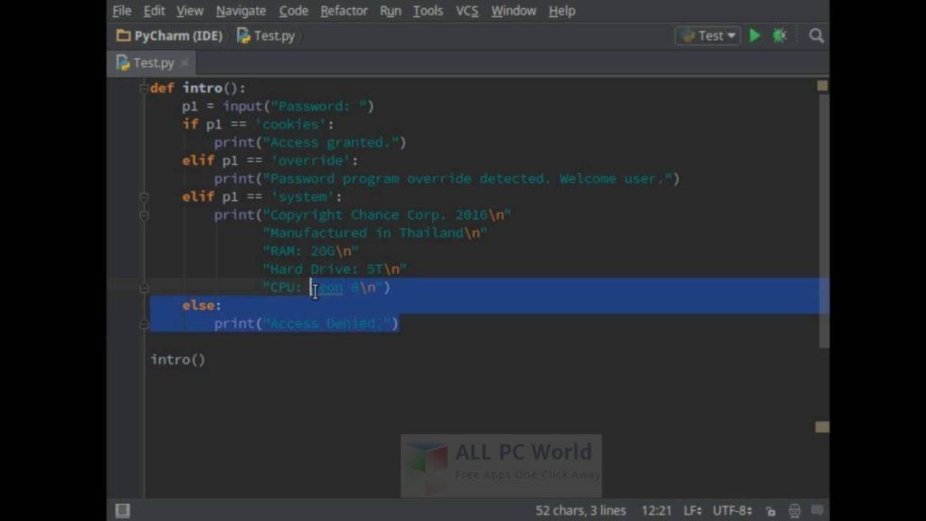 Python 3_5_2 Review