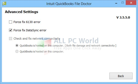 Download QuickBooks File Doctor - ALL PC World