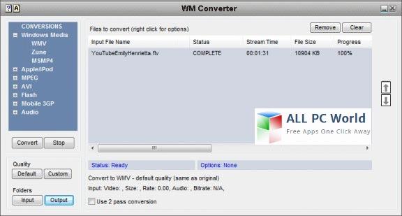 WM Converter Lite 6_0 Review