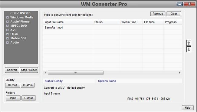 WM Converter Pro 6.0 Review