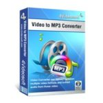 4Videosoft Video to MP3 Converter Free Download