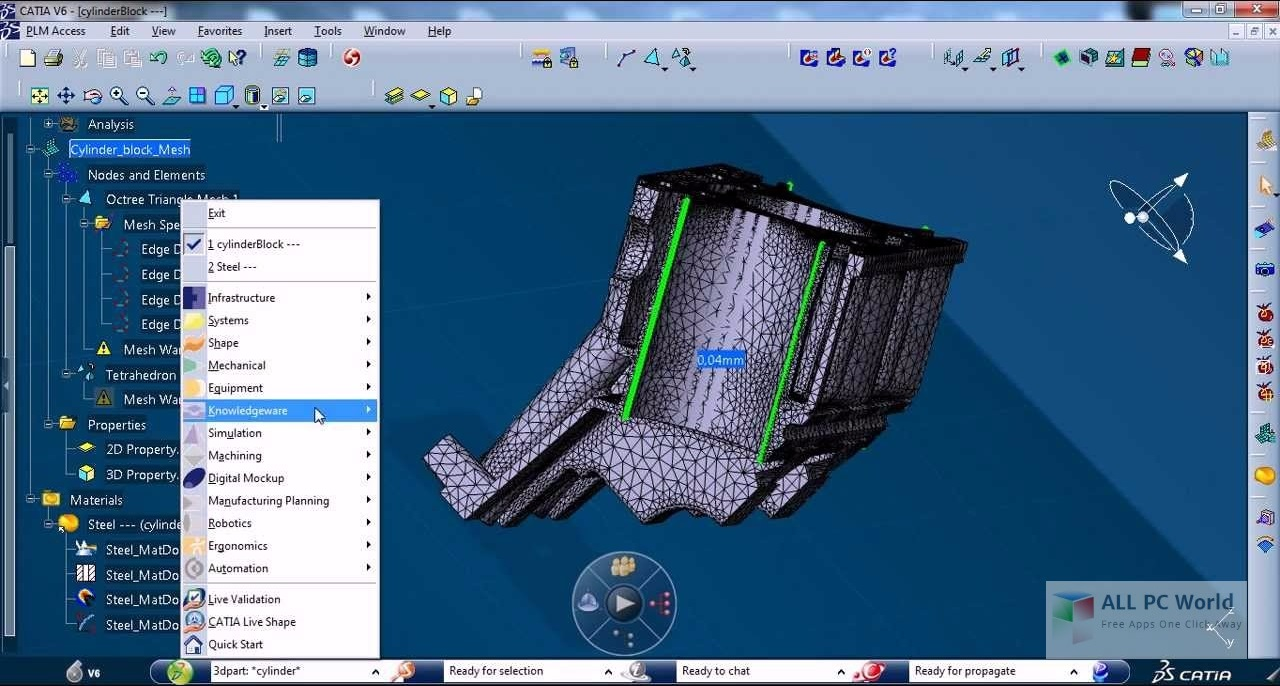 Download Catia V6 Offline Installer Free - ALL PC World