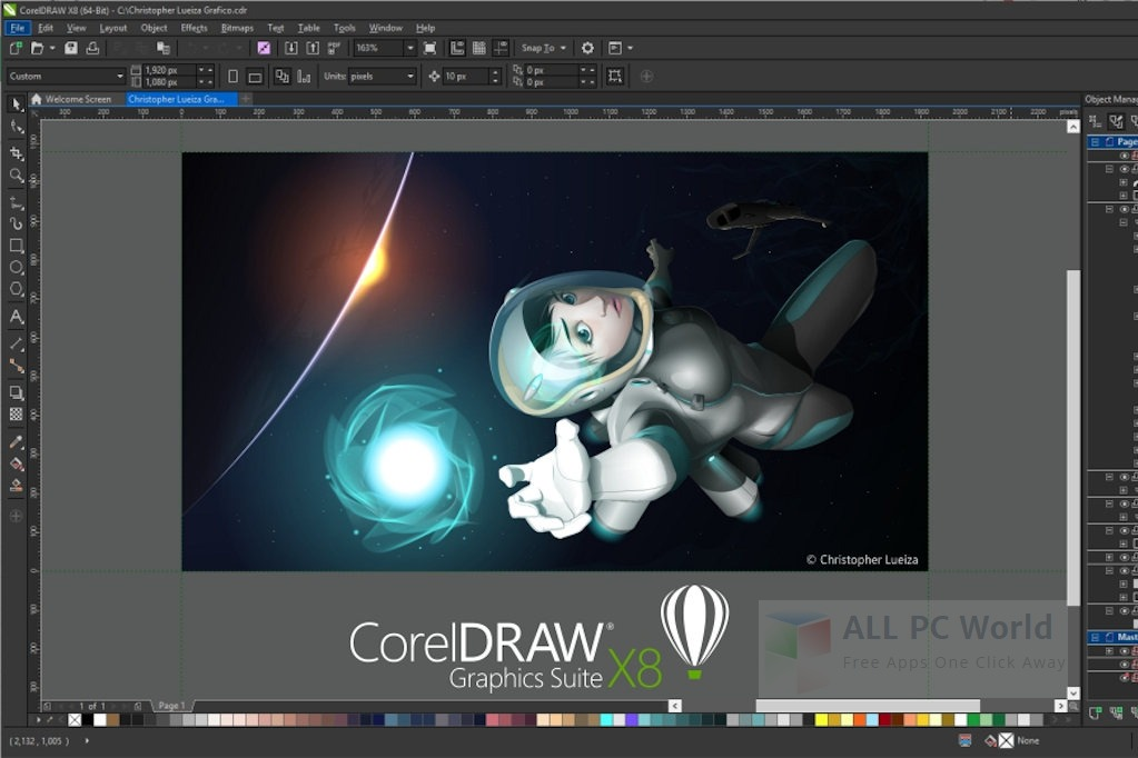 Download CorelDRAW Graphics Suite X8 Free - ALL PC World