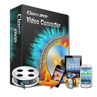 Download CloneDVD Video Converter Free