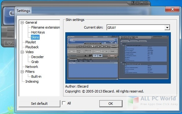 Elecard MPEG Player Review