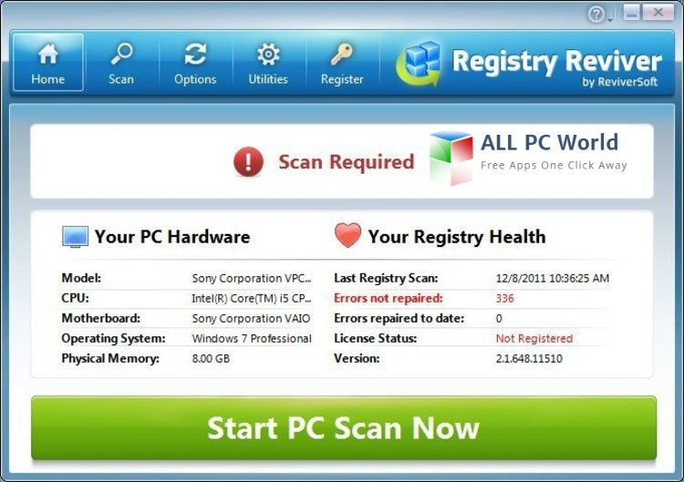 ReviverSoft Registry Reviver Review