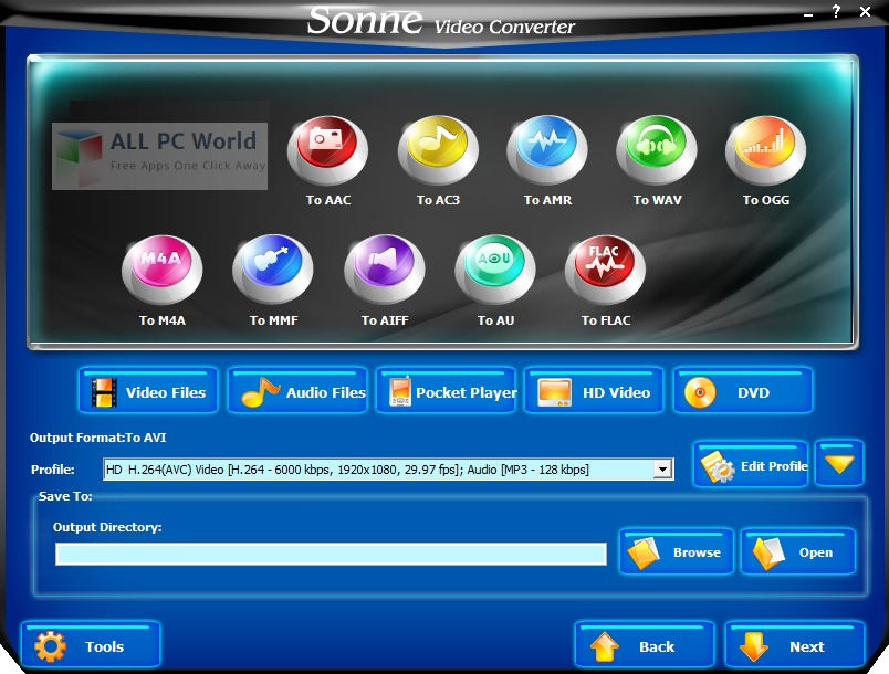 Sonne Video Converter Review