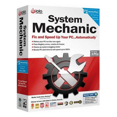 System Mechanic Free 16.5.1.27 Free Download