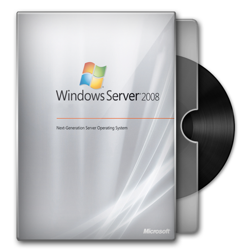 Windows Server 2008 R2 SP1 RTM Build 7601 Logo