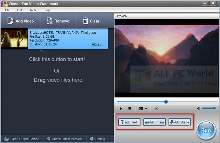 WonderFox Video Watermark Review