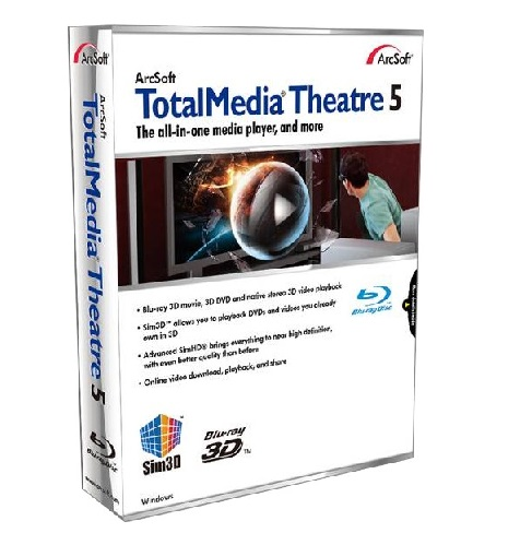 Download ArcSoft TotalMedia Theatre Free - ALL PC World