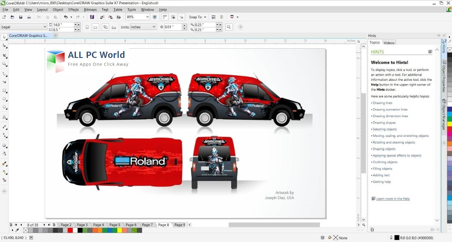 corel draw x3 free download full version with serial key