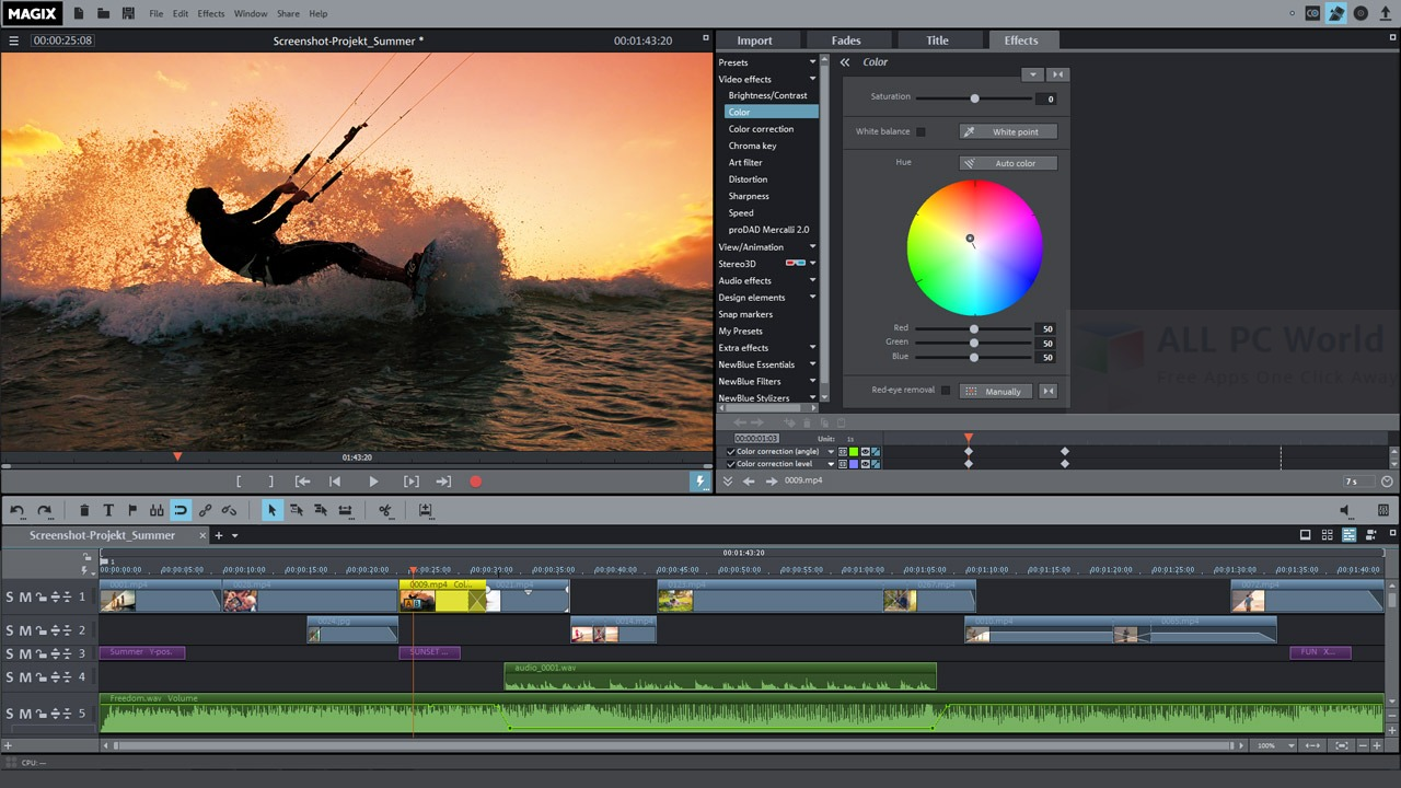 magix movie edit pro templates - download magix movie edit pro 2016 premium free all pc world