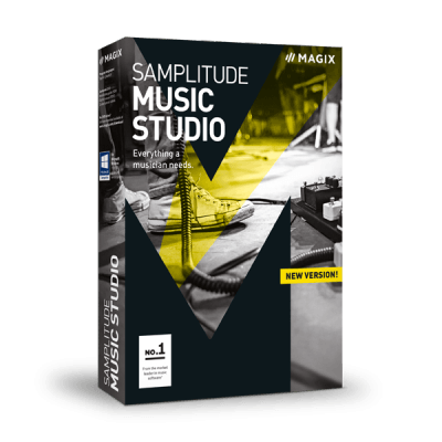 MAGIX Samplitude Music Studio 2017 Free Download