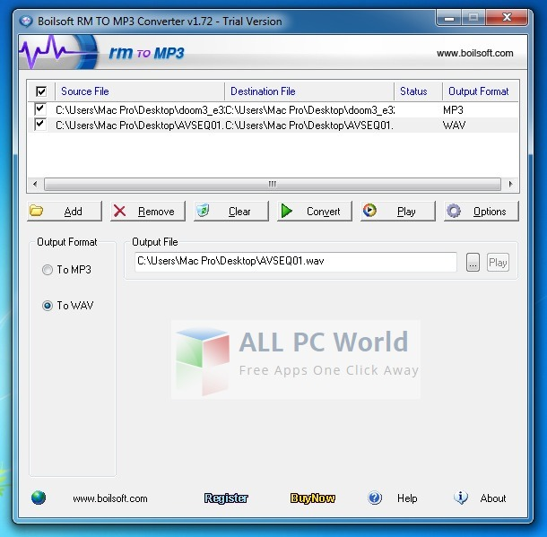 RM to MP3 Converter Review