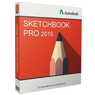 Autodesk SketchBook Pro Enterprise 2015 Free Download