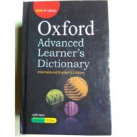 Download Oxford Advanced Learner's Dictionary 9th Edition Free