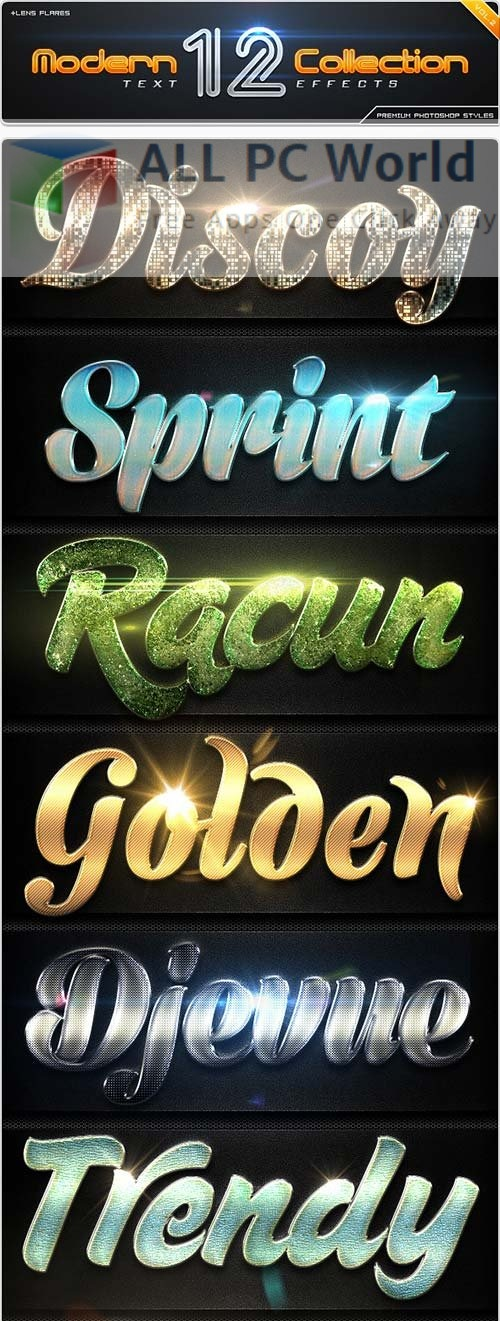 Graphicriver12 3D Text Effect v4 Review