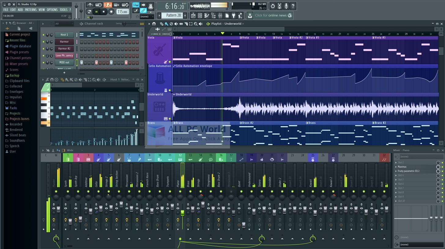 Image Line FL Studio Producer Edition 12.3 Review