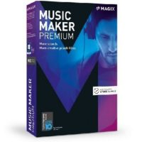 MAGIX Music Maker 2017 Premium 24 Free Download