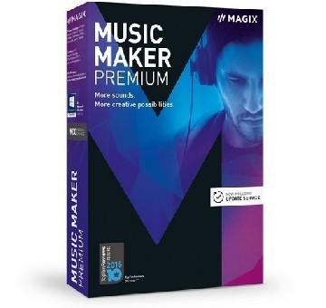 MAGIX Music Maker 2017 Premium 24 Free Download