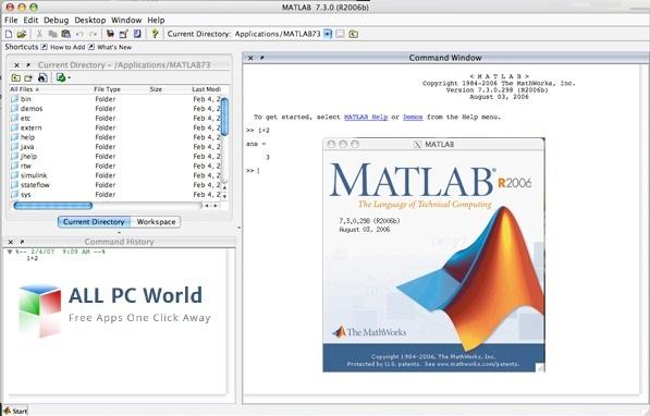 Download Mathworks MATLAB 8 Free - ALL PC World