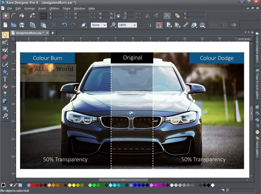 Portable Xara Designer Pro X365 Review