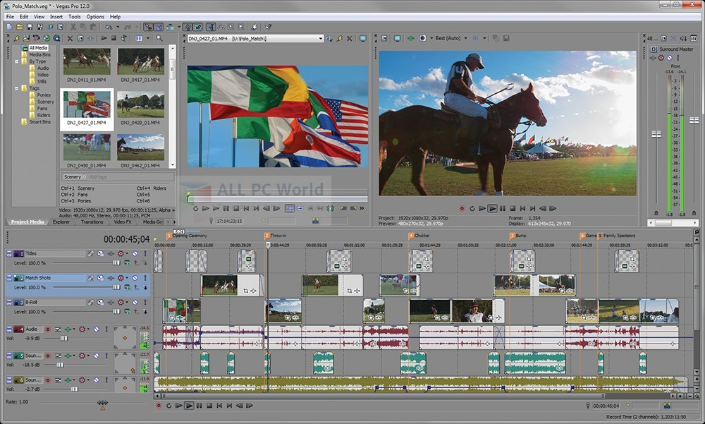 download sony vegas pro