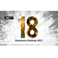ANSYS Electronics 18.0 Suite 2017 Free Download