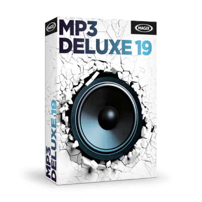 Download MAGIX MP3 Deluxe 19 Free