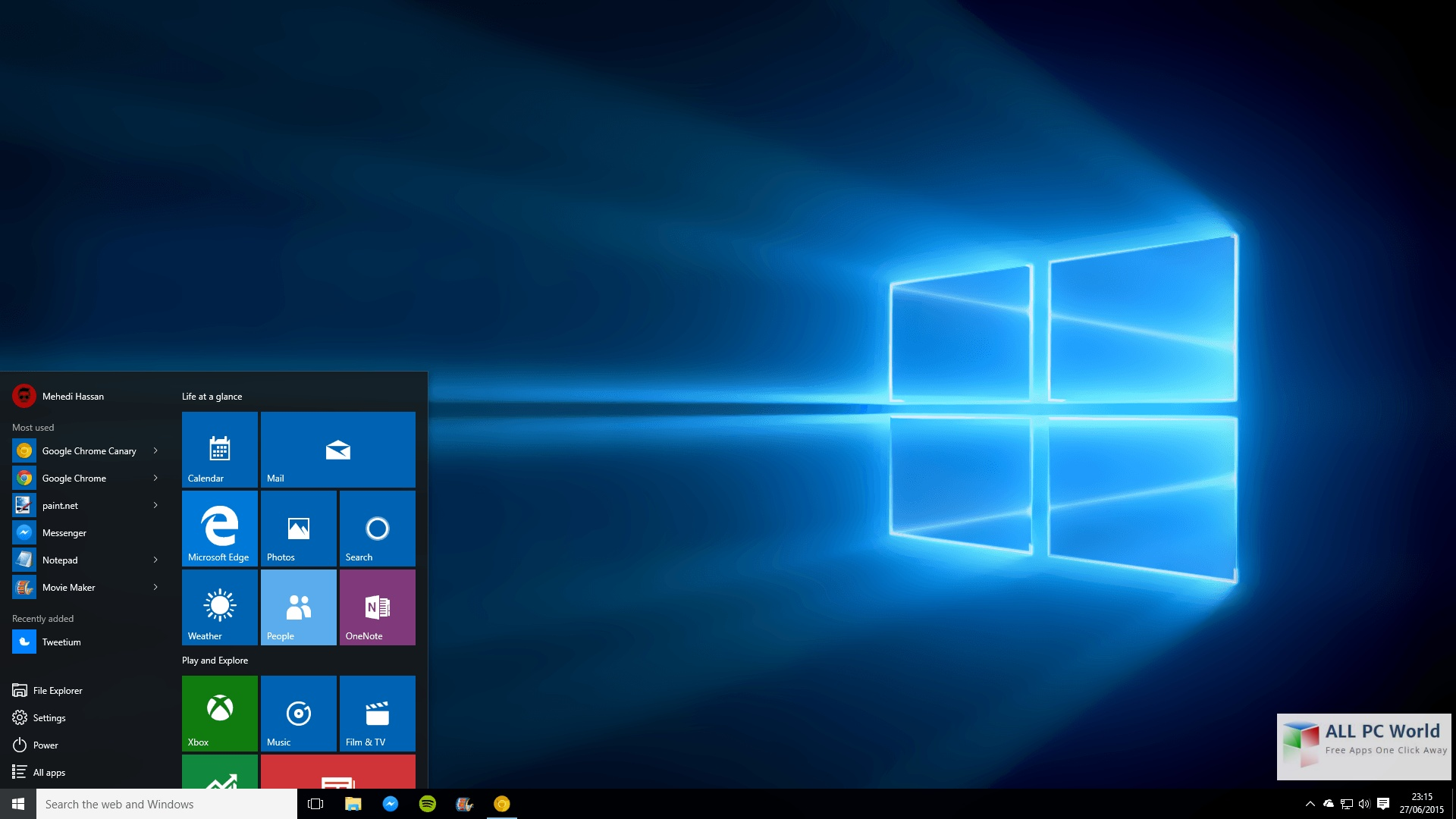 Download Windows 10 AIO Build 15063 250 May 2017 DVD ISO Free