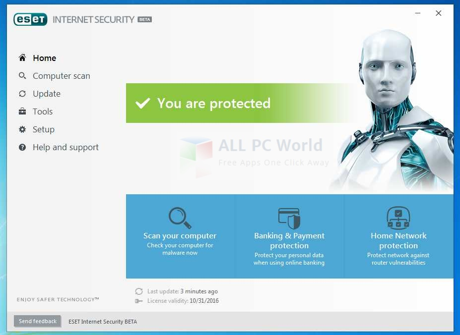 ESET Smart Security 10 Review - ALL PC World