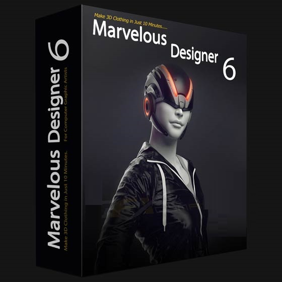 Marvelous Designer 6.5 Enterprise Free Download