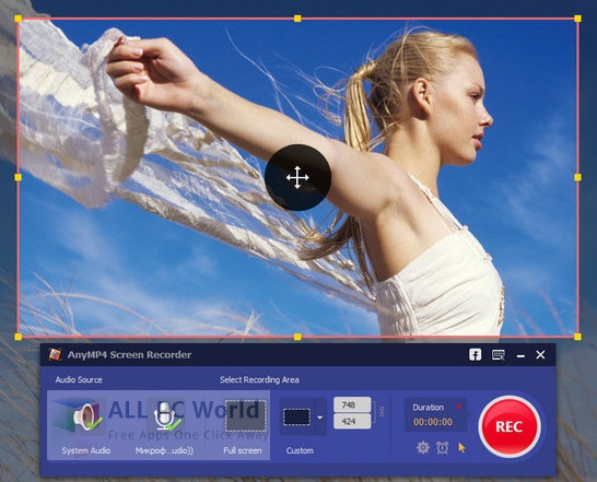 AnyMP4 Screen Recorder 1.1.22 Review