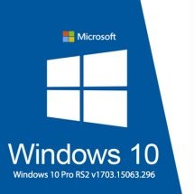 Windows 10 Pro RS2 15063.296 DVD ISO Free Download