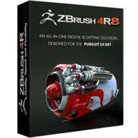 Pixologic ZBrush 4R8 Free Download