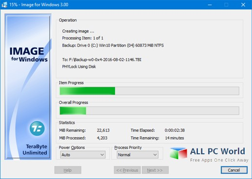 TeraByte Drive Image Backup and Restore Suite Review