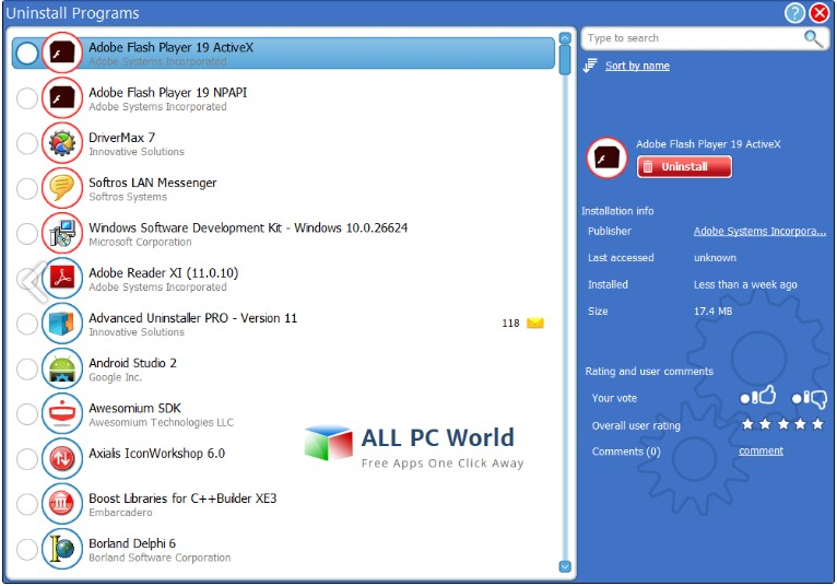 Advanced Uninstaller PRO review