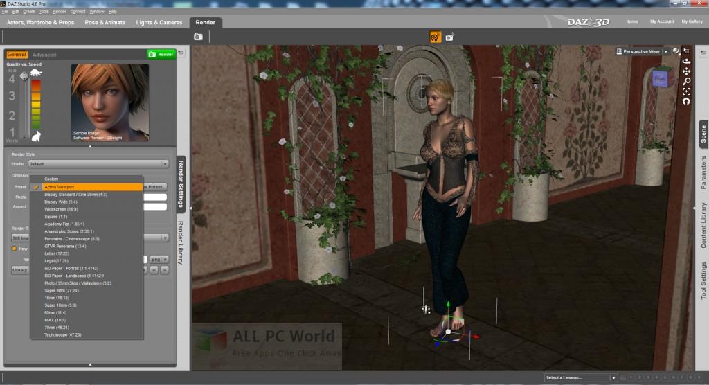DAZ Studio Pro 4.9 Review
