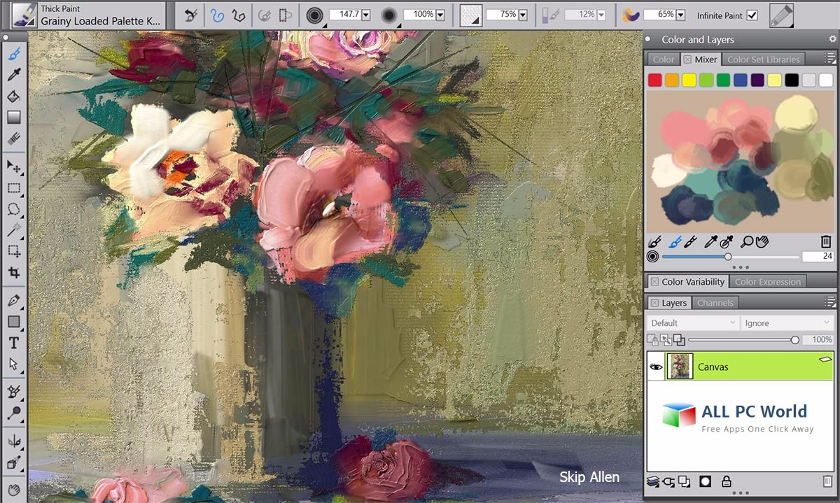 Corel Painter 2018 Review