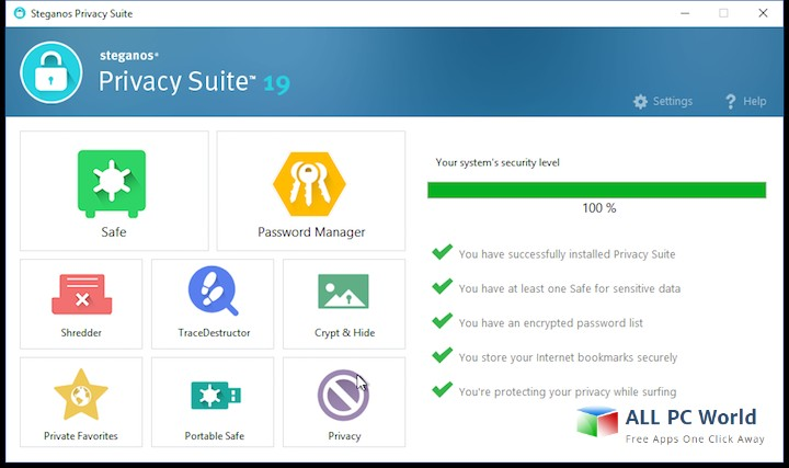 Steganos Privacy Suite 19 Review