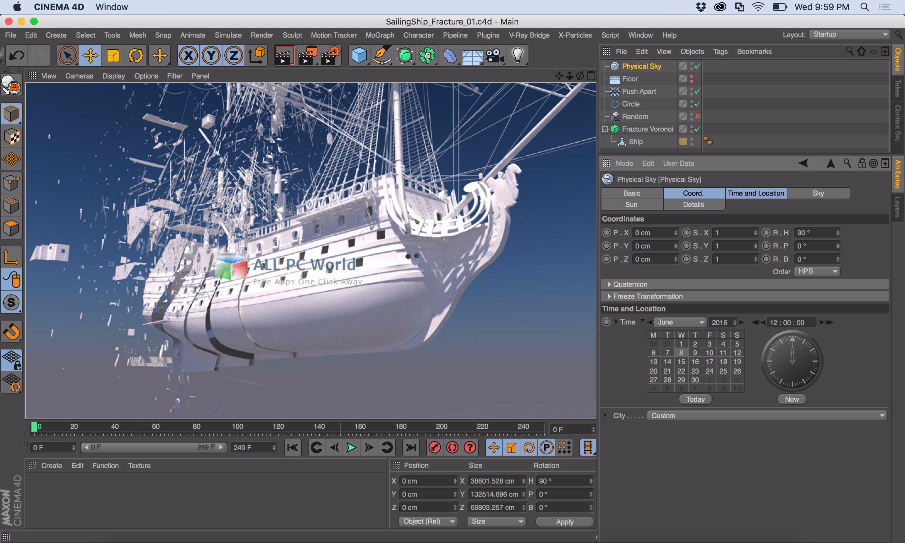 Download Cinema 4D R18 AIO Free - ALL PC World