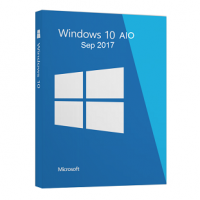 Microsoft Windows 10 All in One 16296 Sep 2017 DVD ISO Free Download