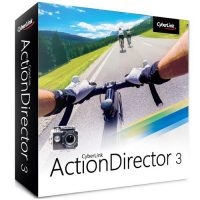 CyberLink ActionDirector Ultra 3 Free Download