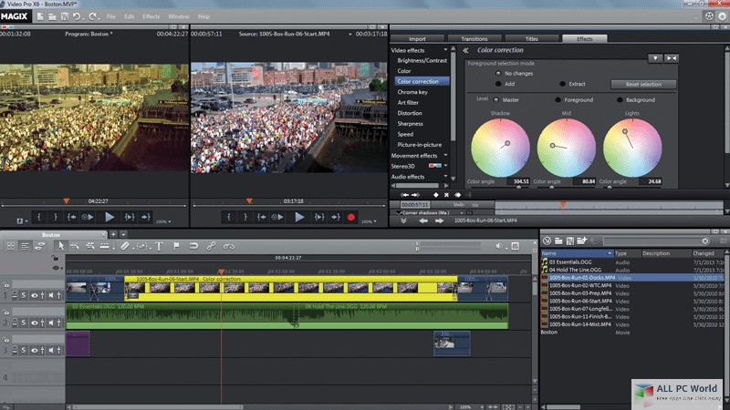 magix movie edit pro 2018 170 review all pc world