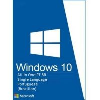 Windows 10 AIO RTM DVD ISO PT-BR Free Download