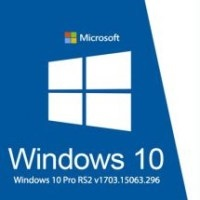 Windows 10 Pro RS2 15063 PT BR DVD ISO Free Download